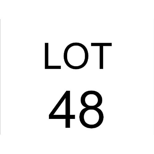 48 - ANTIQUE DESK...