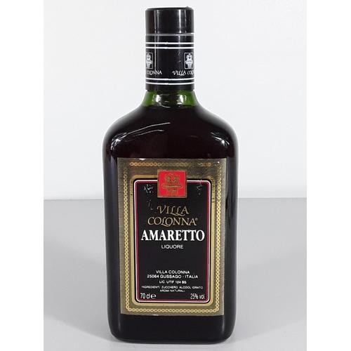 51 - Bottle of amaretto...