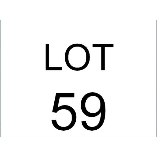 59 - G PLAN DRESSING TABLE...