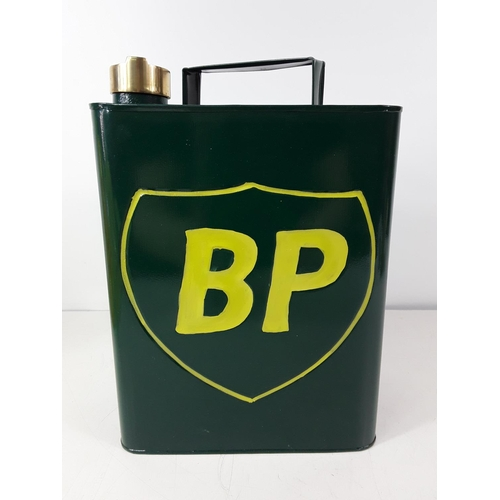 45 - BP oil can...