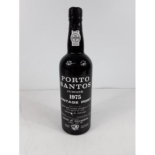 31 - 2 bottles of Portosantos 1975 port...