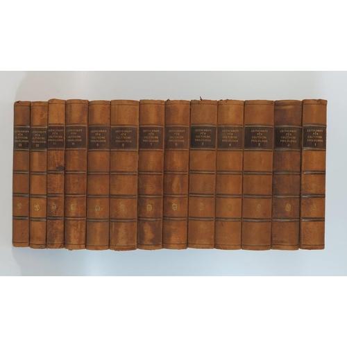 489 - A Rare Set of the Academic Journal of Celtic Studies: Zeitschrift für Celtische Philologie Herausgeg...