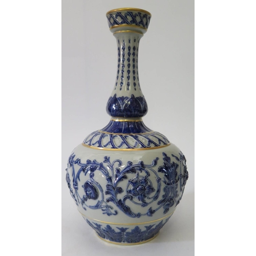 280 - A Nineteenth Century Copeland Spode's Florentine Vase, 33cm...