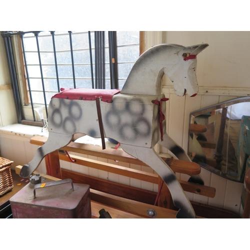 719 - Old Rocking Horse...