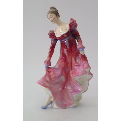 345 - A Royal Doulton figurine, Minuet, hn 2066...