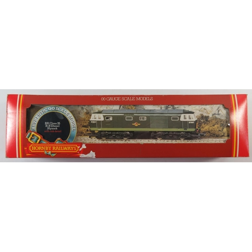23 - A OO-Gauge Hornby R367 B.R. Class 86 Loco 'The Boys' Brigade, boxed and appears excellent AND R335 B...
