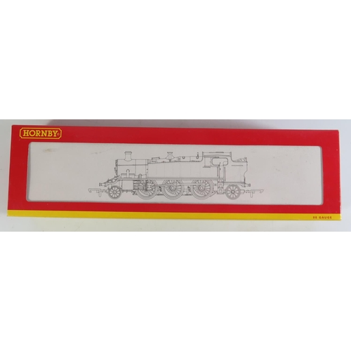 28 - A OO-Gauge Hornby R2213A B.R. 2-6-2-T 61XX Class Loco '6156', boxed and appears unused...