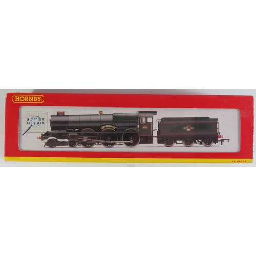31 - A OO-Gauge Hornby R2234 B.R. 4-6-0 King Class 'King William IV, boxed and appears unused...