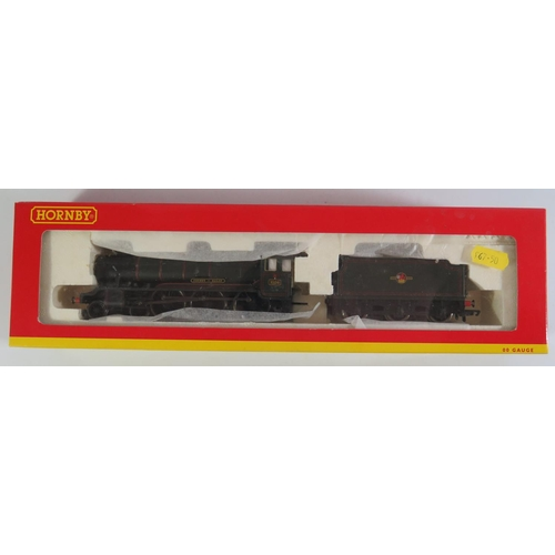 36 - A OO-Gauge Hornby R2392 BR 4-6-0 Couny Class Loco '1026 County of Salop', boxed and appears excellen...