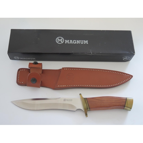33 - A Boker Magnum Majesty Camp Knife...