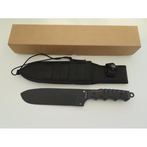 5 - A Maserin 36cm Tactical Machete MAS911...