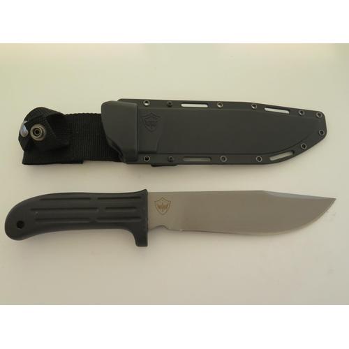 9 - An Infiner D-2 Military Knife...