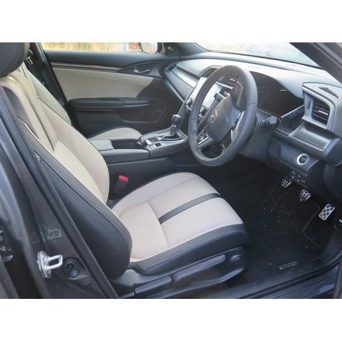 1 - A Honda Civic, 988cc (1.0 VTEC Turbo 126EX 5dr Hatchback), 857 miles! (this will have increaded slig...
