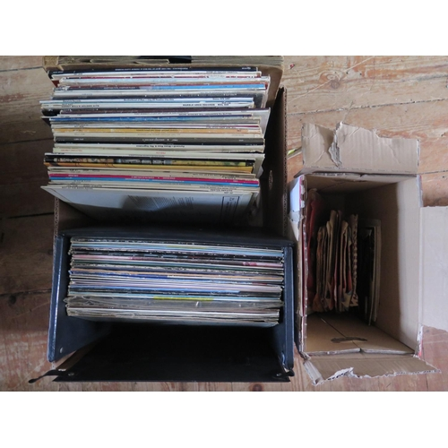 711C - A Selection Of LPs & Singles...
