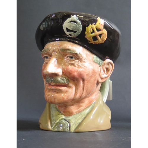 1224 - A Royal Doulton 'Monty' Character Mug...