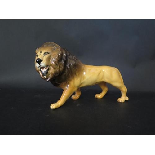 1301 - A Beswick Lion