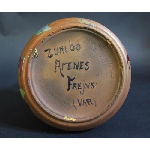 1242 - A Dominique Zumbo Lustre Vase, 20cm
