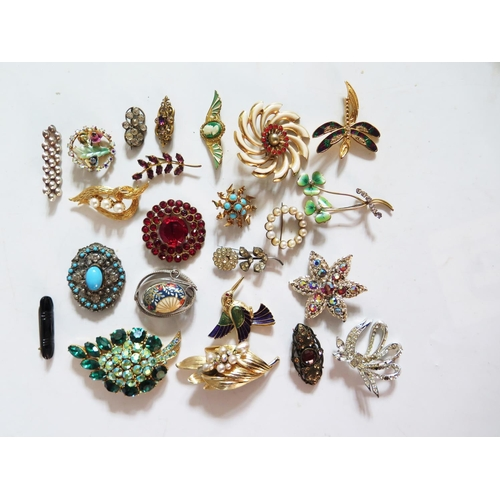 38 - A Selection of Costume Jewellery...