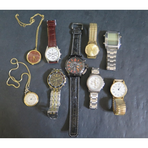 409 - A Selection of Fashion Watches