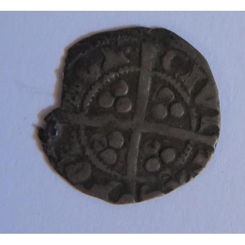 484 - An Edward I London Mint Clipped Silver Penny