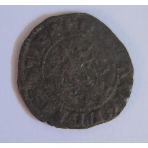 485 - An Edward I London Mint Silver Penny
