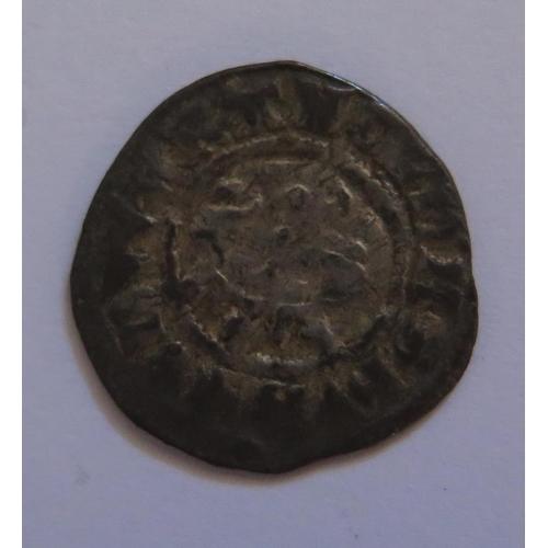 486 - An Edward I Canterbury Mint Silver Penny