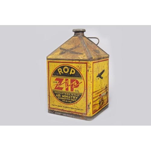 52 - ROP ZIP OIL CAN...