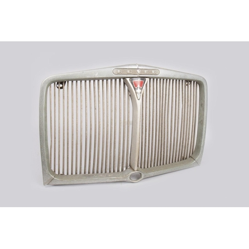 59 - ROVER RADIATOR GRILL...