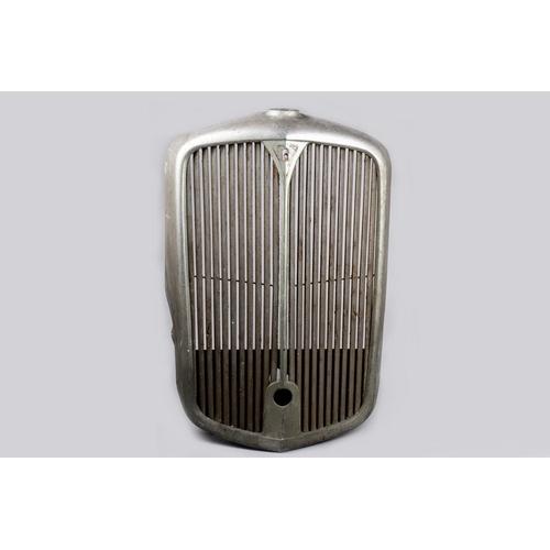 62 - CAR RADIATOR GRILL...