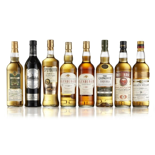 15 - GLEN KEITH 1989 14 YEARS - DOUGLAS LAING OLD MALT CASK <br> <br>bottled in 2003, one of 378 bottles,...