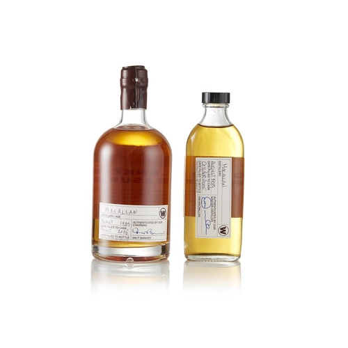 20 - THE MACALLAN 1989 - GLENKEIR TREASURES <br> <br>bottled 2006, 50cl/ 40%; and THE MACALLAN 1989 - GLE...