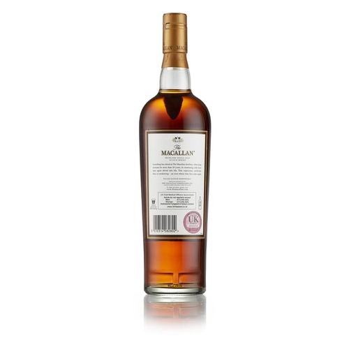 29 - THE MACALLAN RE-AWAKENING 12 YEAR OLD <br> <br>number 740 of 1002, bottled in 2009 to commemorate th...