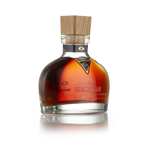 32 - THE MACALLAN ROBERT BURNS SEMIQUINCENTENARY EDITION <br> <br>bottled in 2009 to commemorate the 250t...