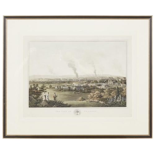 7 - ATTRIBUTED TO JOHN HEAVISIDE CLARK<br><br>'THE CITY OF EDINBURGH' AND 'THE CITY OF GLASGOW' <br><br>...