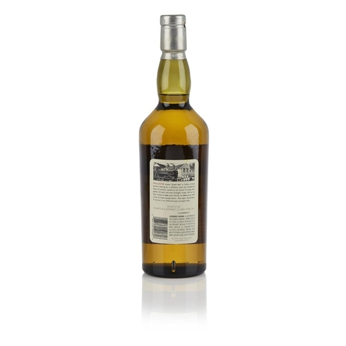 607 - DAILUAINE 1973 22 YEAR OLD - RARE MALTS US IMPORT <br> <br>bottle number 11741, natural cask strengt...