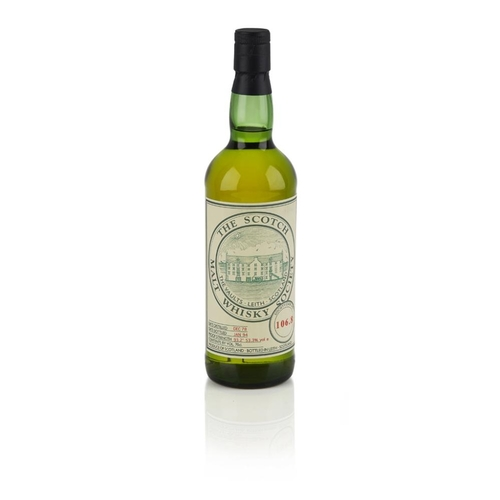609 - CARDHU 1978 25 YEAR OLD 106.8 - THE SCOTCH MALT WHISKY SOCIETY <br> <br>bottled in 1994, with carton...
