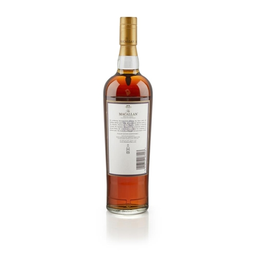 621 - THE MACALLAN 1987 18 YEAR OLD <br> <br>matured in sherry casks from Jerez, Spain <br> <br>70cl/ 43%...