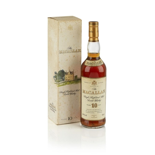 622 - THE MACALLAN 10 YEAR OLD (1990S) <br> <br>matured in Sherry casks, with carton <br> <br>70cl/ 40%...