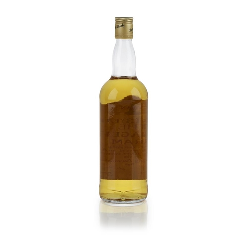 637 - OBAN 13 YEAR OLD - THE MANAGER'S DRAM <br> <br>matured in Sherry casks and bottled at natural streng...