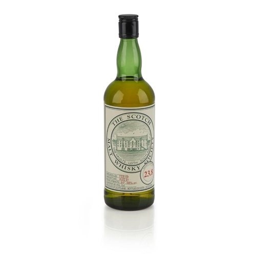658 - BRUICHLADDICH 1968 23 YEAR OLD - THE SCOTCH MALT WHISKY SOCIETY 23.8 <br> <br>bottled in 1991, with ...
