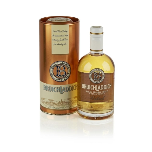 659 - BRUICHLADDICH VALINCH <br> <br>distilled in 1984, bottle number 43 of 575, bottled to commemorate th...