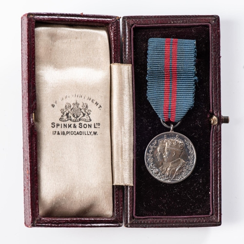 30 - MINIATURE DRESSMEDALS Order of St John – Serving Brother badge and 1911 Delhi Durbar both in boxe...