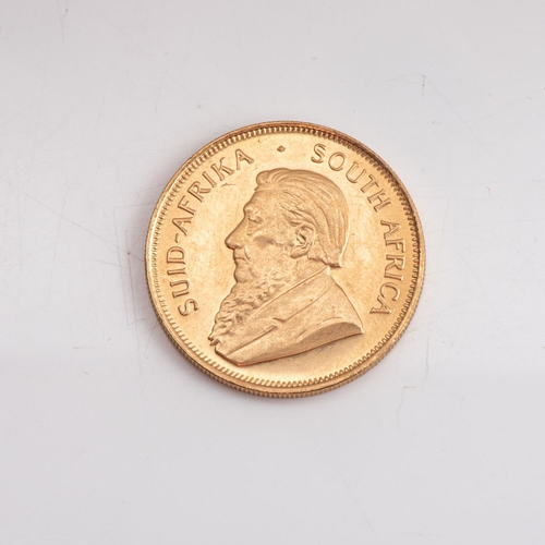 100 - A GOLD PROOF KRUGERRAND 1/4 OZ  BOXED Minted 1980