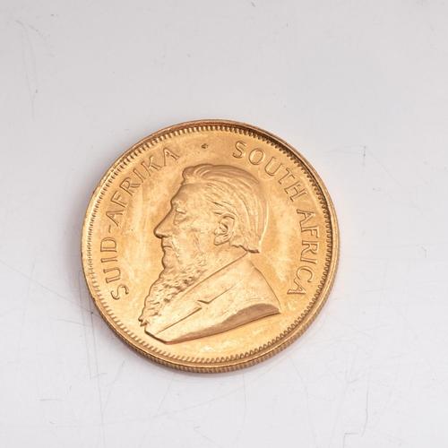 56 - A GOLD KRUGERRAND 1 OZ Minted 1974