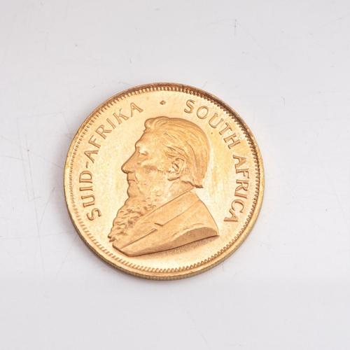 62 - A GOLD KRUGERRAND 1 OZ Minted 1973