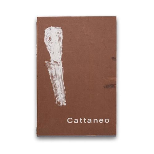 7 - Giuseppe Cattaneo (Italian 1929 - 2015), CATTANEO 1971, PORTFOLIO OF 6 LITHOGRAPHS...