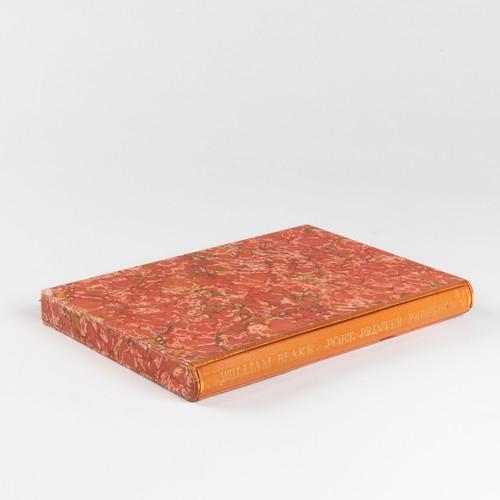 66 - THE ILLUMINATED BOOKS OF WILLIAM BLAKE: POET, PRINTER, PROPHET