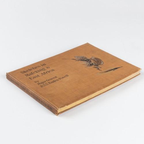 78 - Baden-Powell - SKETCHES IN MAFEKING & EAST AFRICA