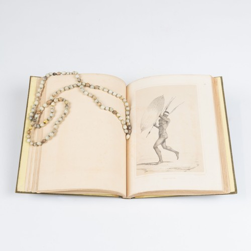 75 - J.W. [J. White] - NINE HAND COLOURED PENCIL SKETCHES & SKETCHES OF SOME OF THE VARIOUS CLASSES A...