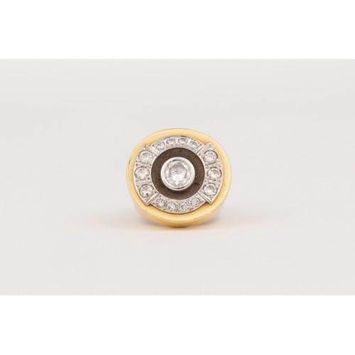 499 - A DIAMOND RING,HELMUT KÖHLER